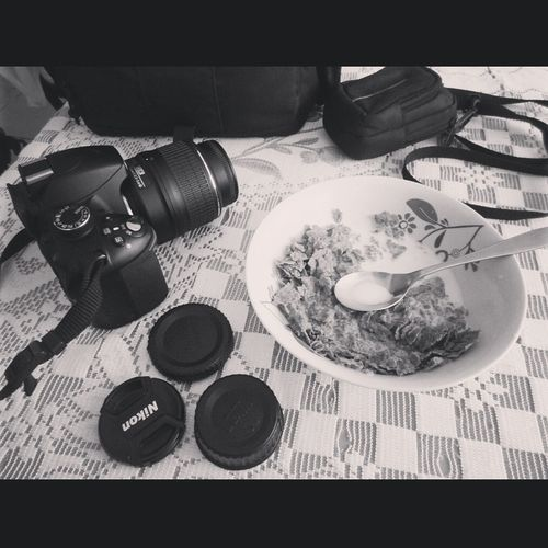 [ A breakfast for a long day of many photographs ] First Eyeem Photo
