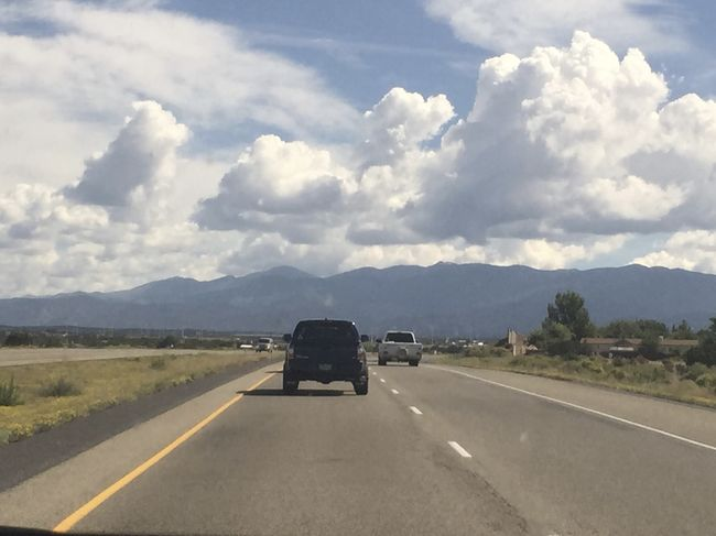 Beauty In Nature Cloud Cloud - Sky Cloudy Country Road Countryside Day Diminishing Perspective Empty Empty Road Highway Landscape Mountain Mountain Range Nature Non-urban Scene Road Road Marking Scenics Sky The Way Forward Tranquil Scene Tranquility Transportation Vanishing Point