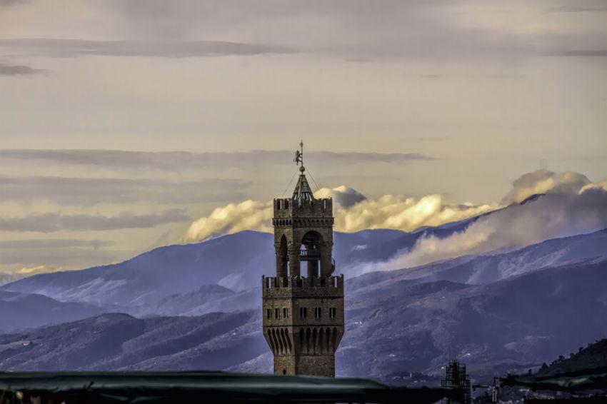 Sky Built Structure Building Exterior Cloud - Sky Building Religion Nature Mountain Tower