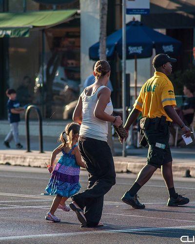Streetphotography Pasadena