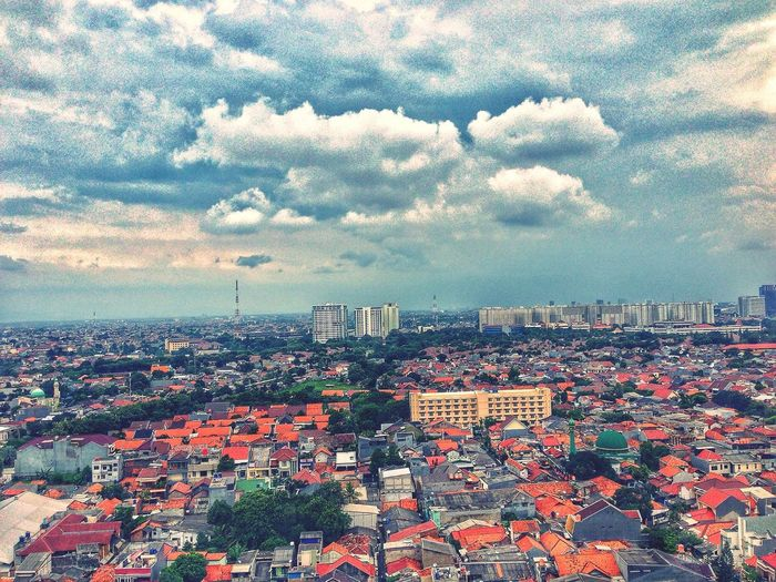 Jakarta View ,