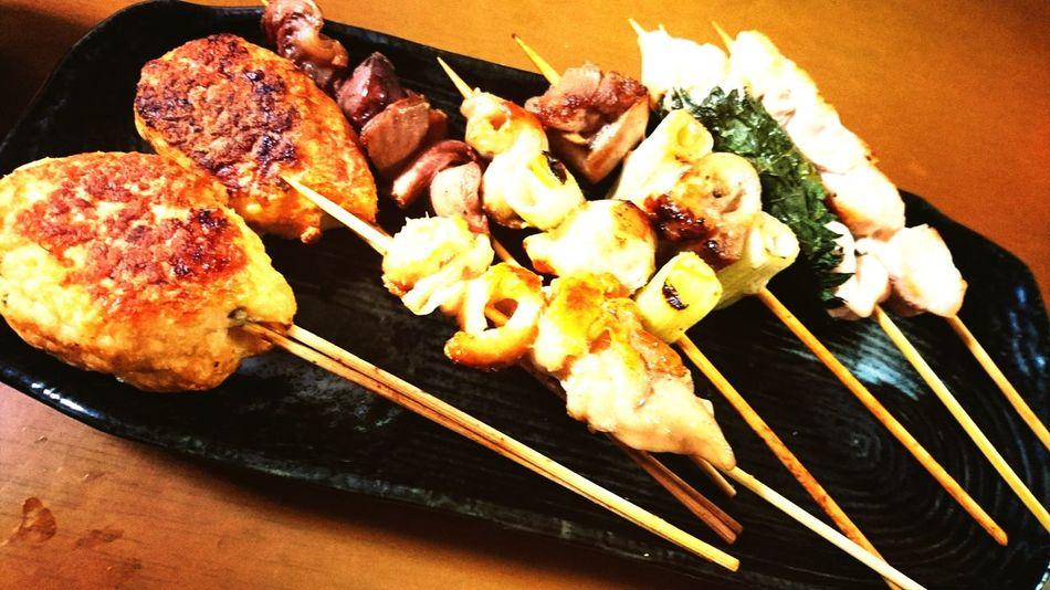 やきとり Yakitori Japanesefood Dinner