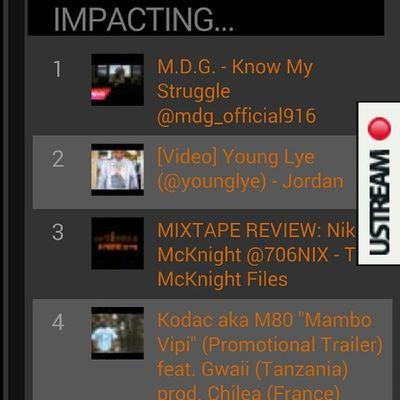 1 Impacting UnsignedHype KnowMyStruggle LiveIt MDG