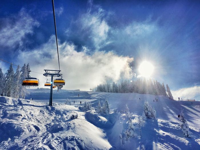 Ski Snow Winter