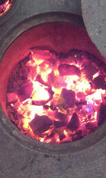 Precision Fire Interval Coal Very Hot