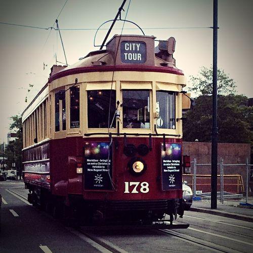 Tram Christchurchnz Christchurch Earthquake Tour City Tour New Zealand