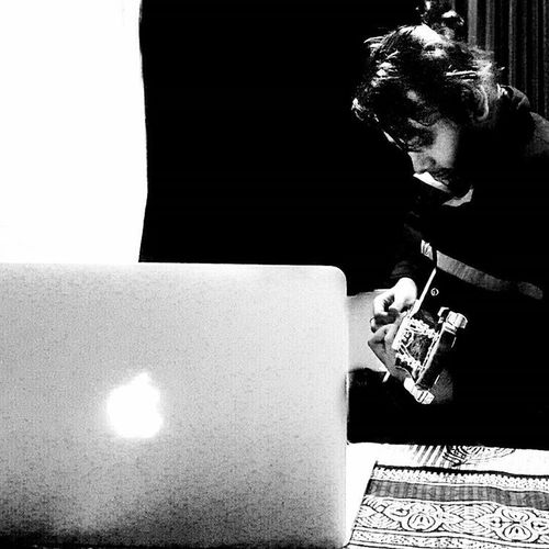 Music and tech. First Eyeem Photo