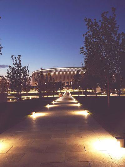 Krasnodar Outdoors Night City First Eyeem Photo