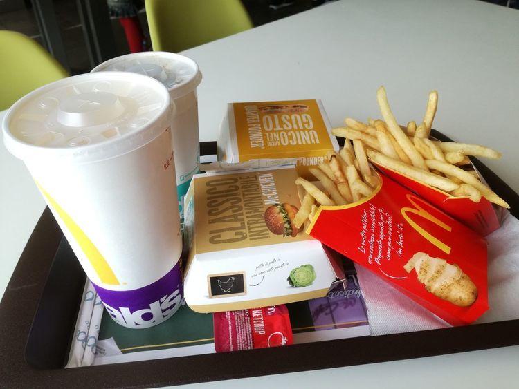MacDonald Macdo. Macdonalds Macdonald's Drink Food And Drink Food
