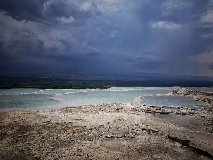 Serenity Clouds Landscape Colours Nature Beauty Stormysky Cloudenthusiast Water Dramatic Sky