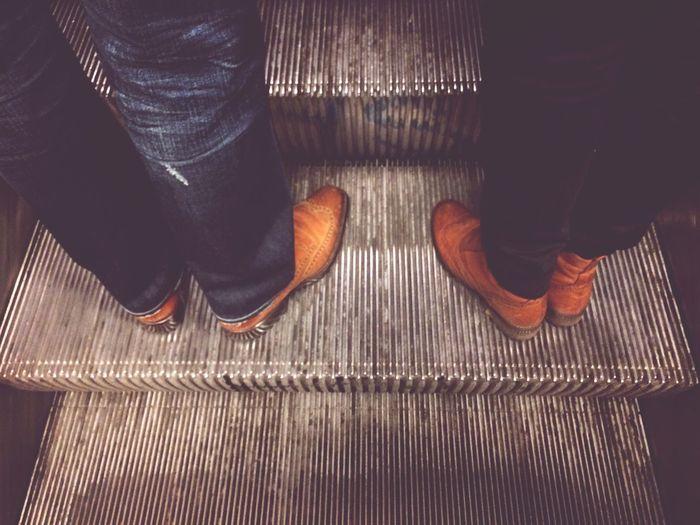 The Couple Strangers