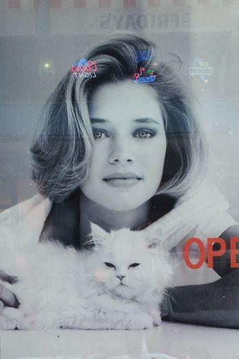 Hair Cat Fridays Advertising