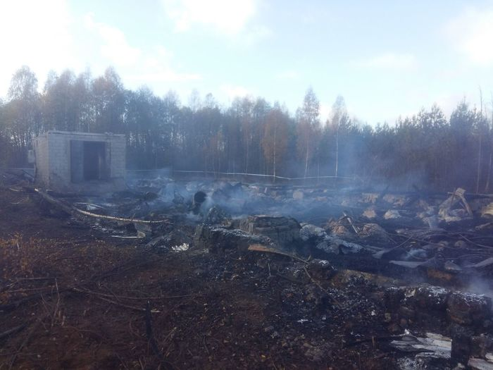 In My Little Corner Of The World Check This Out In The Middle Of Nowhere Firefighter Sweden Aftermath Firefighters Of Sweden