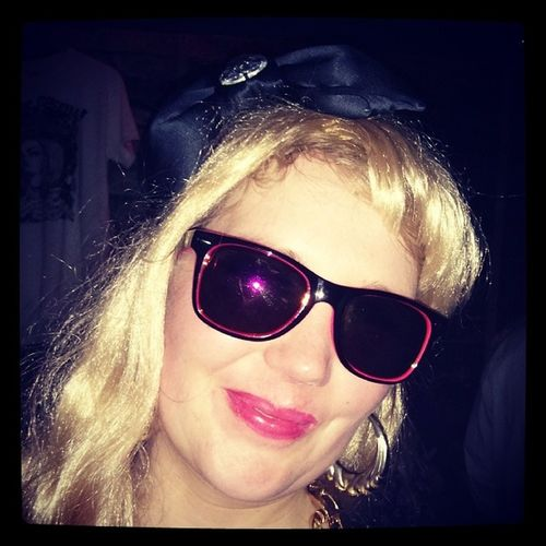I wear my sunglasses at night! #badtaste #latergram Latergram Badtaste