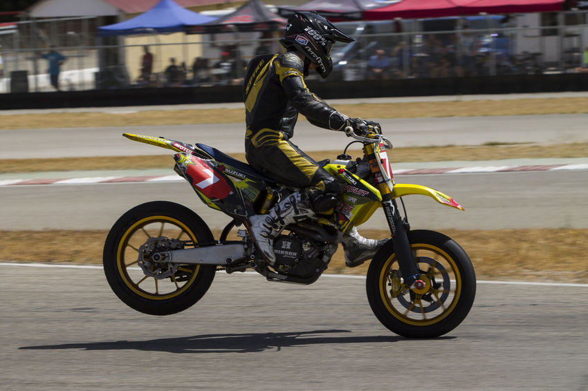 Slowing time down Supermoto Supermotolife Supermotard Sport Pilot Racing