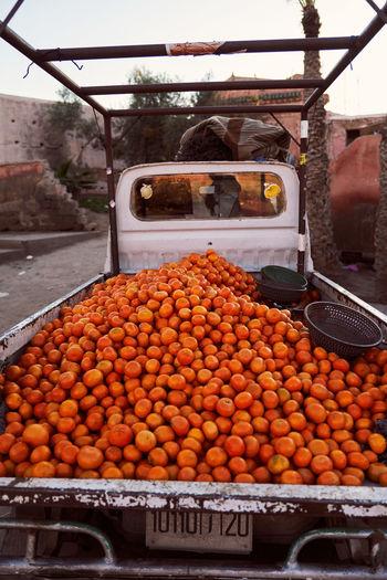 Oranges On The