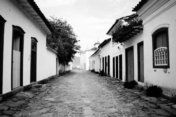 Architecture Brasil ♥ Vacations Paraty - RJ Travel Destinations Architecture Dark