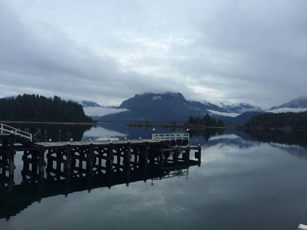 Remote location Remote Location Lake Lake And Mountain Nahuel Huapi Bariloche, Argentina