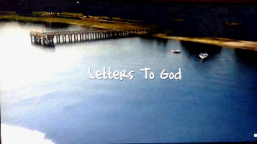:) MOVIE LetterstoGod Tonight 31 On December 7th
