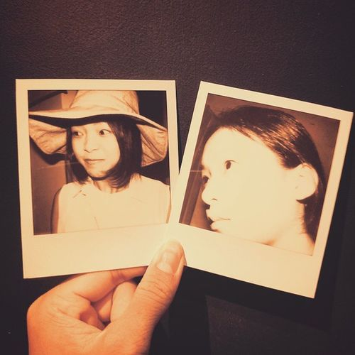 Polaroid. Polaroid Slr680 Blackandwhite Blackandwhitefilm 無謂藝術