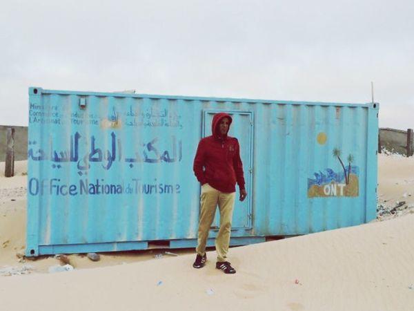 Africa Mauritania Dogana Frontier Turismo Turism