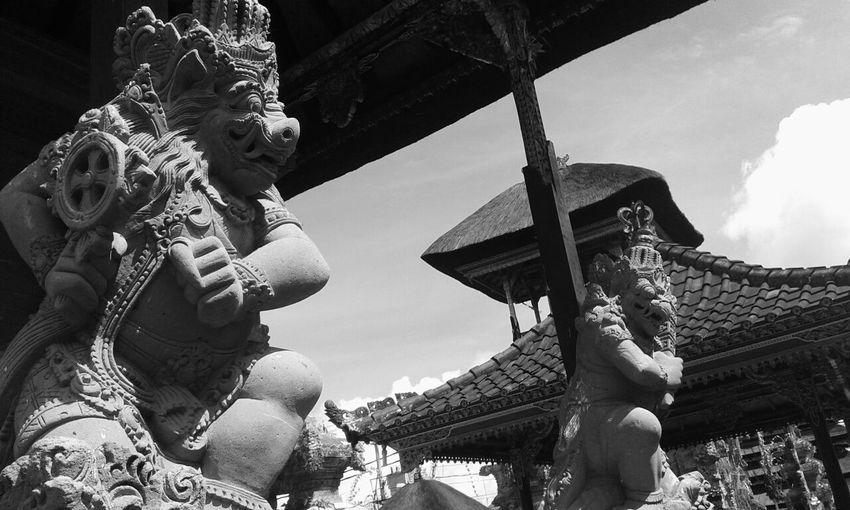 Togog Patung Sampi