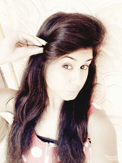 Relaxing Selfie ✌ Natural Beauties Thats Me ♥ Follow4follow EyeEm Best Shots Straighthair Kissing Pouth in At My House <3