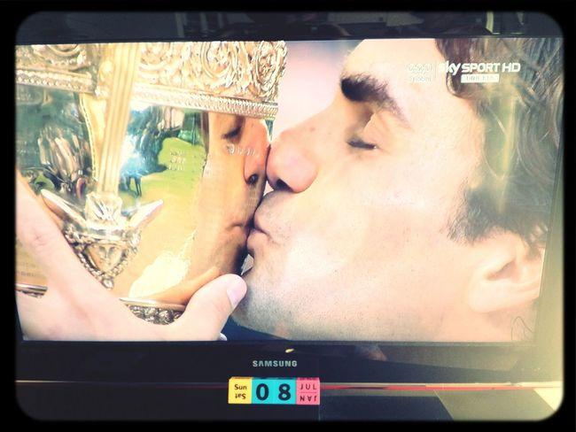 Wimbledon First Eyeem Photo Federer