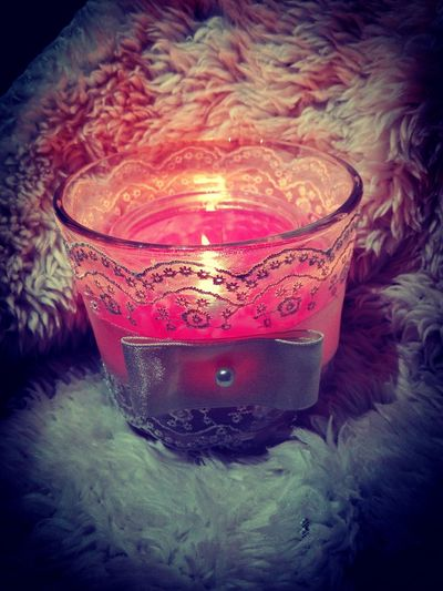 Lieblingsteil handmade Candle Light Lace Glass - Material No People Indoors  Close-up Light And Shadow Romantic❤ Romantic Home Sweet Home ♥ Valentine's Day  Hot Ornamental Glasses Handmade Ribbon Millennial Pink Art Is Everywhere