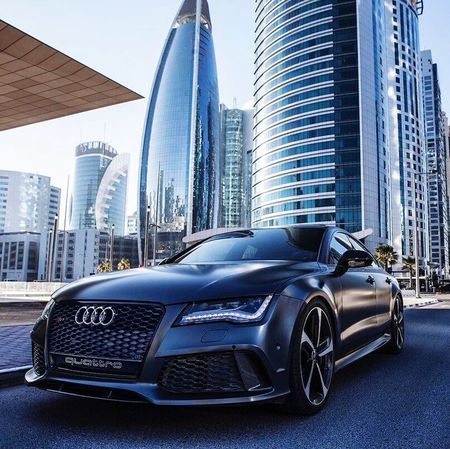 Car Luxury Architecture Modern Skyscraper Business Finance And Industry Built Structure City Outdoors No People Day Audi Audi ♡ Buildings Architecture Building Art Building Photography