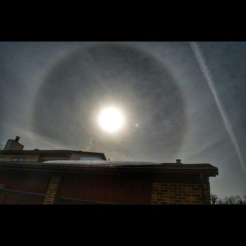 Minnesota Nikon Sky Chemtrails