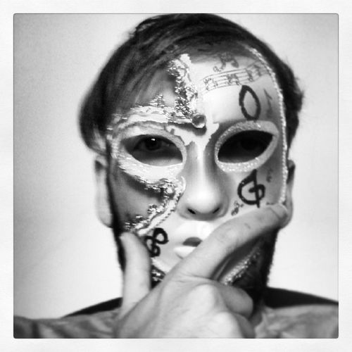 Hmm Mask Instamood Stupidy Bored ball face shotoftheday