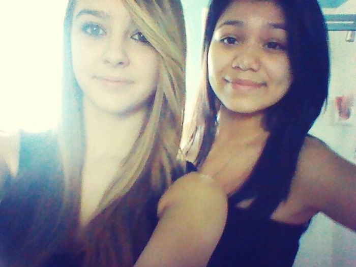 cause im white but shes beautiful cx