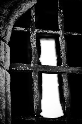 Window Old Ruin