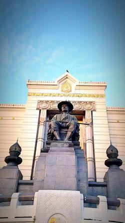 The King Rama l Monument, Open Edit. Eyeem Gallery Taking Photos.