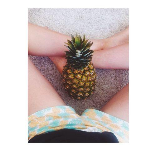 a fav Fruit Ananas VSCO Vscocam