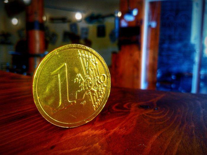 Money Dolar$ Restaurant Close-up