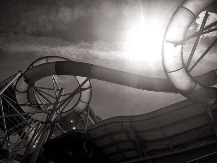 Awesome Rides Waterpark Summer Sunshine Blackandwhite Snapshots Of Life Iphoneonly IPhoneography My Country In A Photo