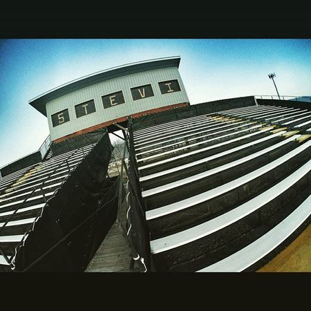Stevensville Montana YellowJackets Bleachers Gopro Hero3plus Snapseed Sports Smalltownusa