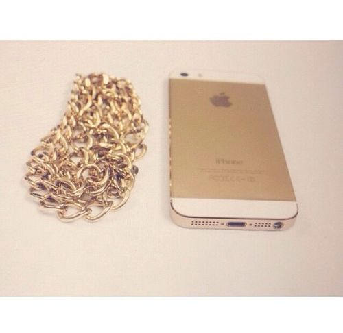 IPhone5 GoldGold Grillin