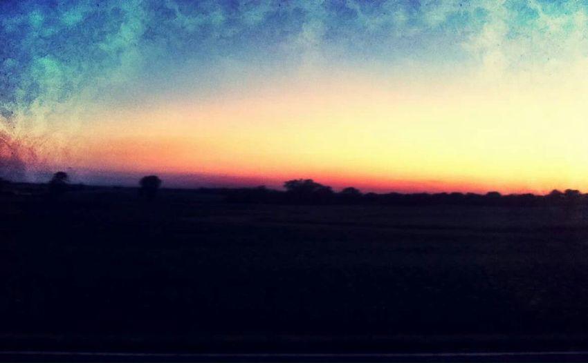Sunset Lancaster Ohio Cornfield Country Relaxing Pretty Ohio Ohio Sunset