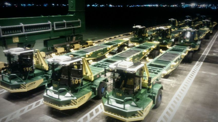 Portlife Nightshift Trucks