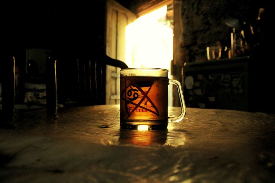 Glass in the kitchen... Golden Moment Golden Light Moment Of Silence Enjoying Life Check This Out Hanging Out Canon Camera Solitary Moments Kitchen Art Kitchen Stories