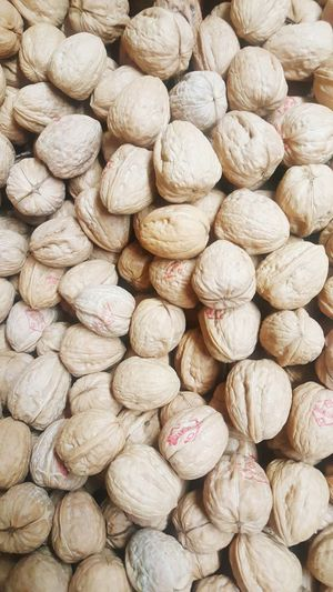 Nuts Nuts Peacan Background Backgrounds Full Frame Abundance Large Group Of Objects No People Day Outdoors Food Stories
