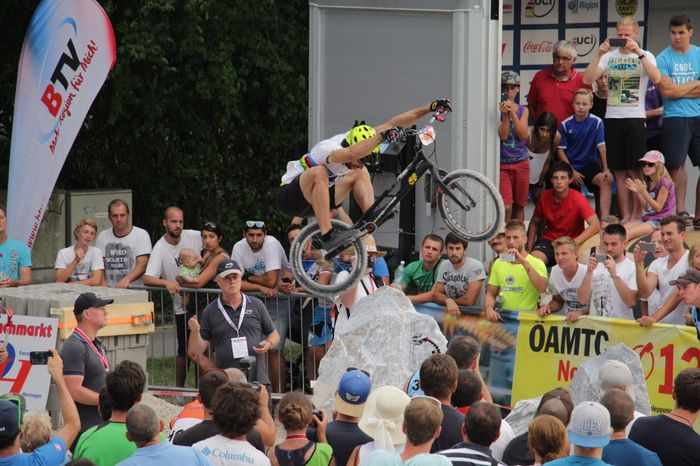 El grande Maestro, Señior Benito Ros Charral Uci Trial #biketrial Uciworldcup Trialworldcup Benito LaBestia Vöcklabruck #Austria