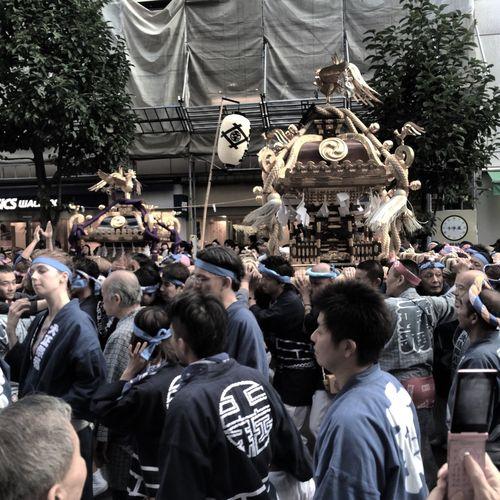 日本 Japan Tokyo 祭 吉祥寺