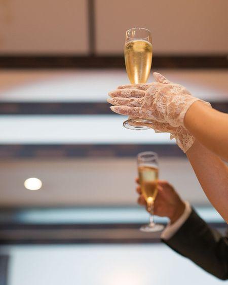 Alcohol Hand Glass Human Hand Holding Drinking Glass Celebration Celebratory Toast