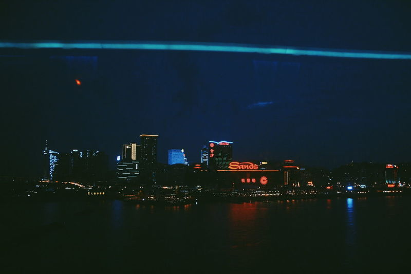 Macau, 2014