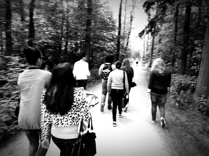 Monochrome People Forrest Fine Art Photography 43 Golden Moments On The Way Travel Traveling Youth People Photography Showcase July People Together People And Places Monochrome Photography Welcome To Black