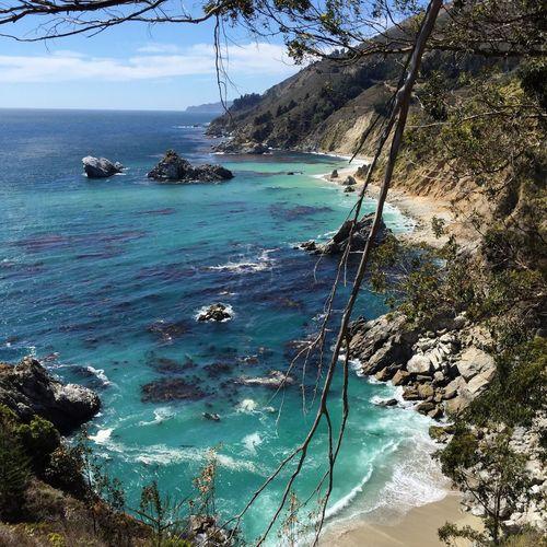More Blue Big Sur Big Sur WestCoast Pacific Ocean Pacificcoast